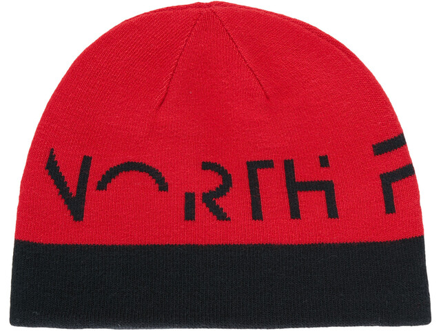 The North Face Anders Beanie Barn tnf black/tnf red